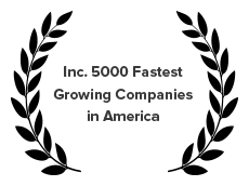 AwardFastest Growing Companies