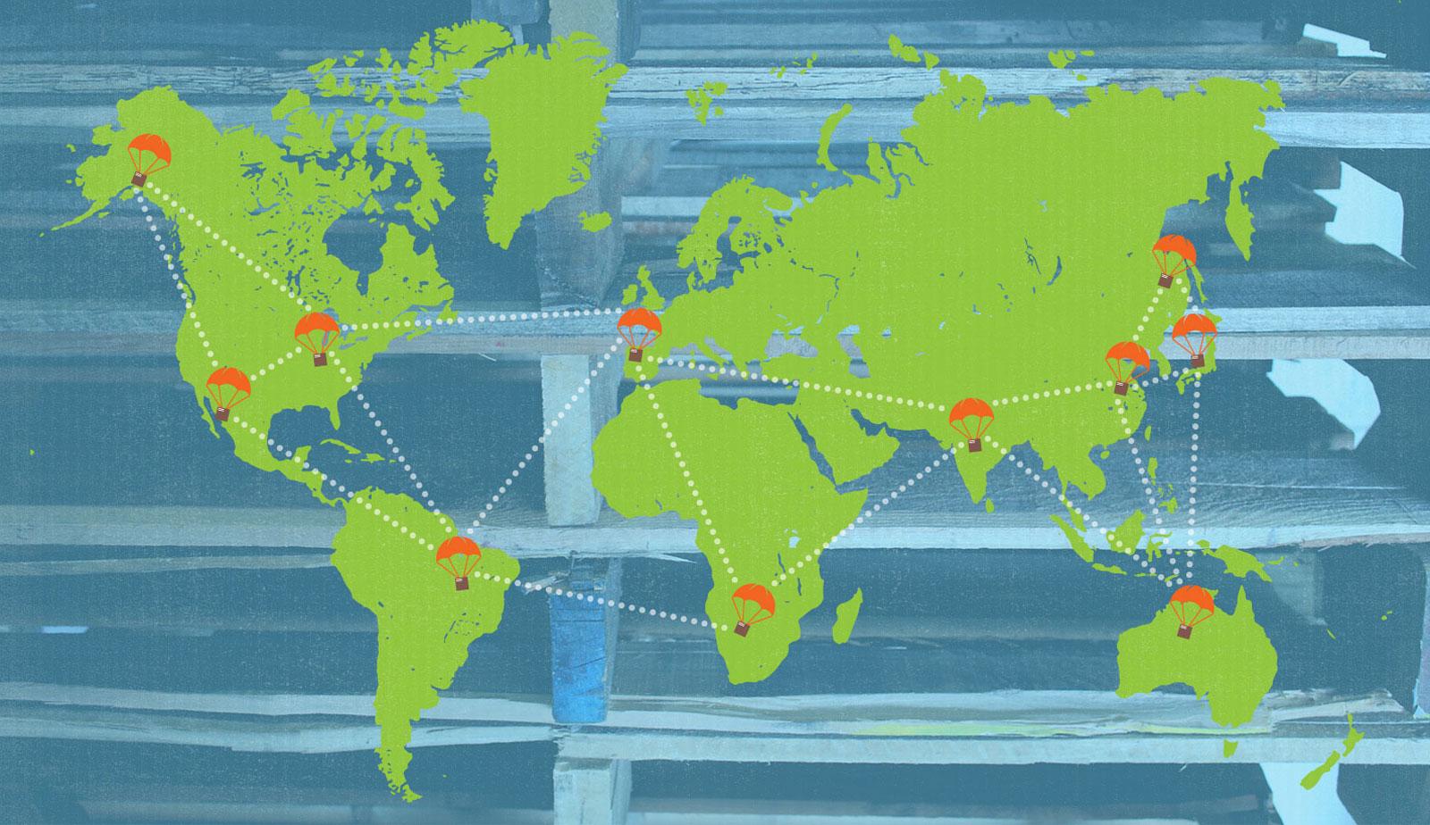 Overture Global Network